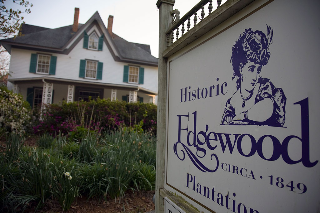 Historic Edgewood Plantation