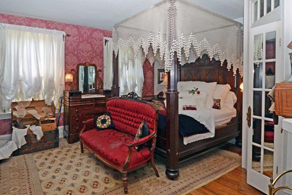 Jeb Stuart's Room